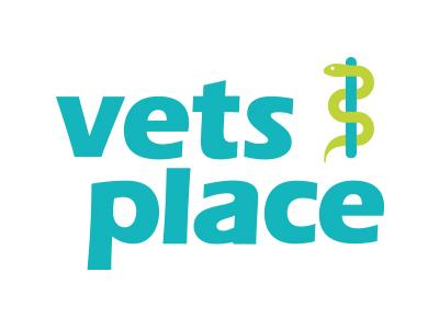 Logo Vets Place ontlasting