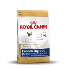 Royal Canin rashond voer bulldog