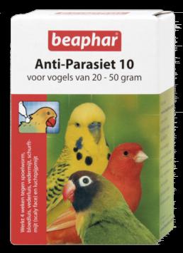 Beaphar anti-parasiet 10
