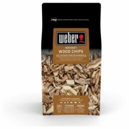 Weber houtsnippers voor de bbq