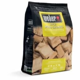 Weber houtblokken