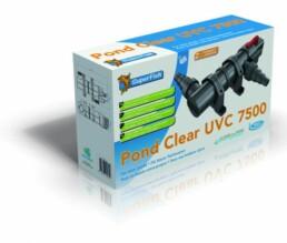 Superfish Uvc Lamp 7500 Lumen - Verlichting - 9 Watt