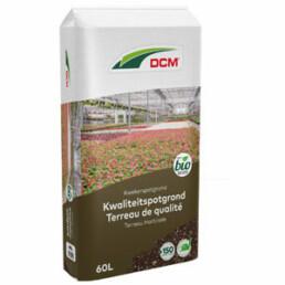 Dcm Kwekerspotgrond, turf potgrond, moestuin