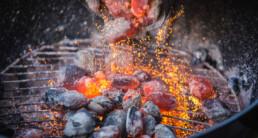 grill technieken houtskoolbarbecue