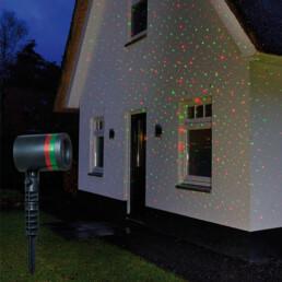 outdoor laser